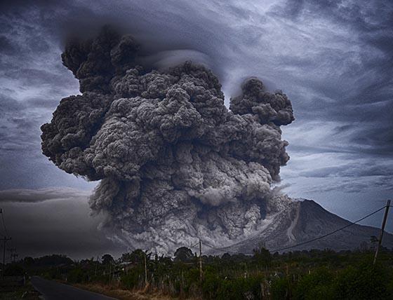 Что такое вулкан и от чего бывают извержения?