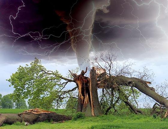 Что такое торнадо и чем это опасно?