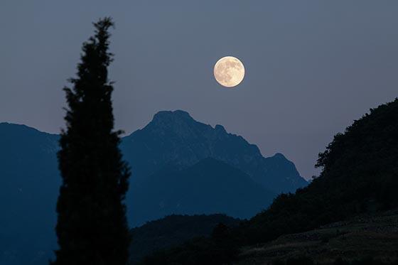 Луна жизнь