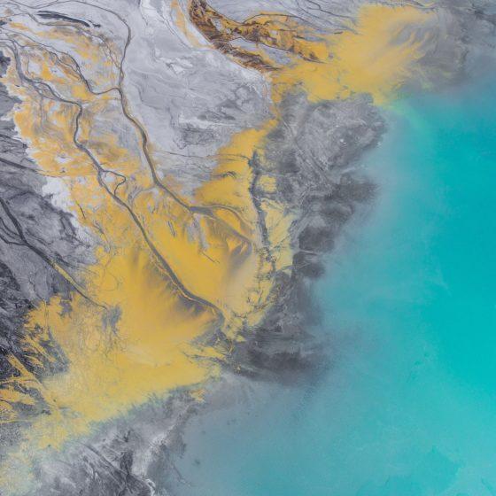 Почему море солёное, а реки пресные?