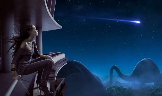 Что такое падающие звёзды и почему они падают?