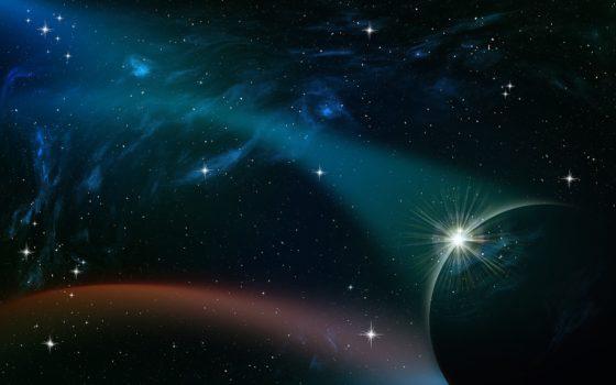 10 самых ярких звёзд на небе