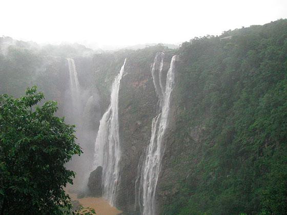 Самые большие водопады мира. Топ 10.