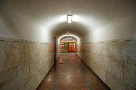 """Самые глубокие станции метро в мире. """"Арсенальная"""" - самая глубокая станция метро в мире"""