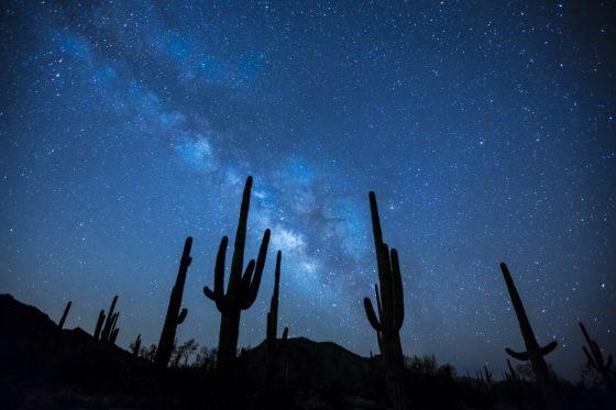 Почему звёзды мерцают, а планеты нет?