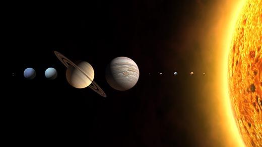 Сколько планет вращается вокруг Солнца?