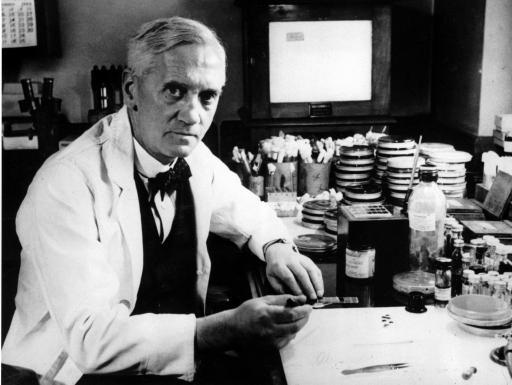 Что такое пенициллин и кто его открыл?