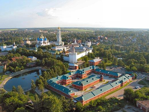 Что такое Золотое кольцо России? Список городов.