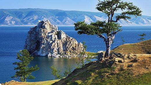 Озеро Байкал - где находится