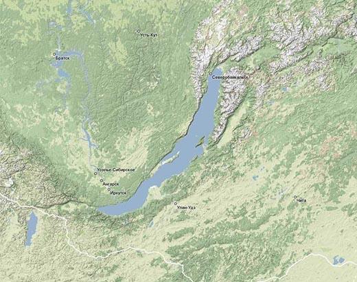 Как образовался Байкал?