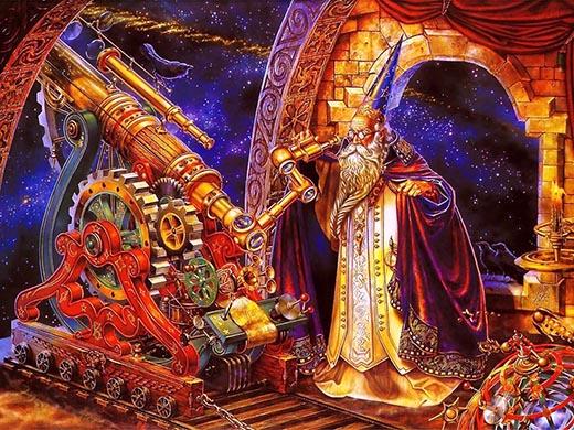 Кто первым изобрёл телескоп? В каком году это произошло?