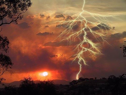 Что такое шаровая молния и чем она опасна?