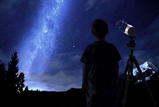 Что такое телескоп и что в него можно увидеть?