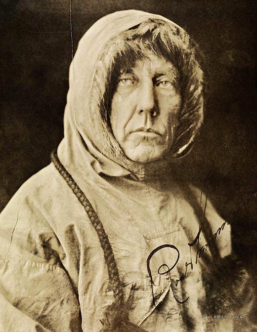 Кто первым достиг Южного полюса?