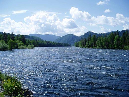 Что такое бассейн реки в географии?