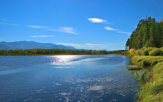 Что такое режим реки и от чего он зависит?