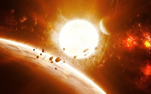Что такое звезда в космосе?
