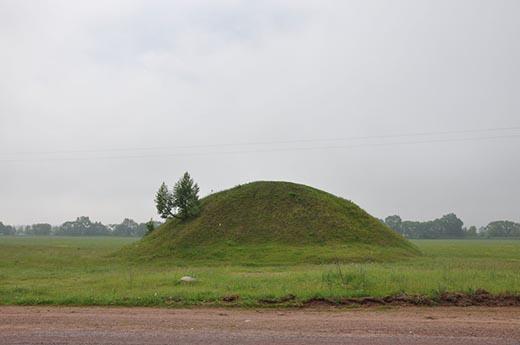 Что такое курган в географии, истории и археологии?