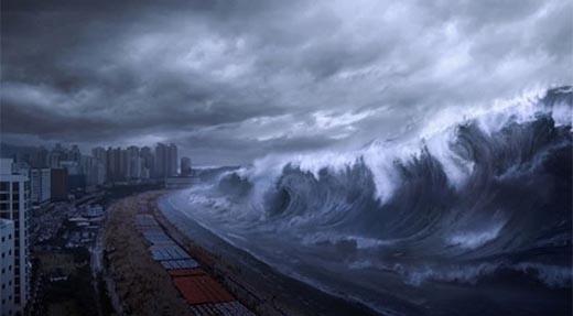 Что такое цунами? Определение и причины возникновения.