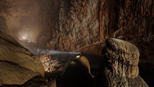 Где находится крупнейшая пещера в мире?