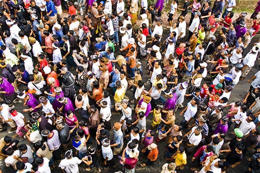 Количество людей на планете
