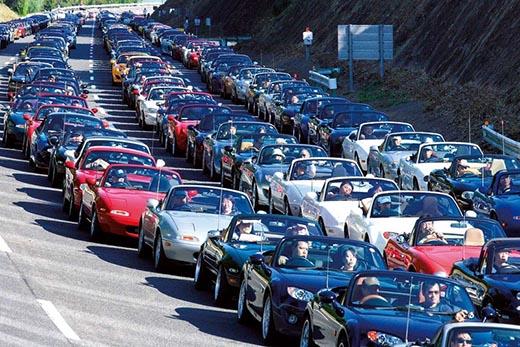 Население планеты. Пробки на дорогах