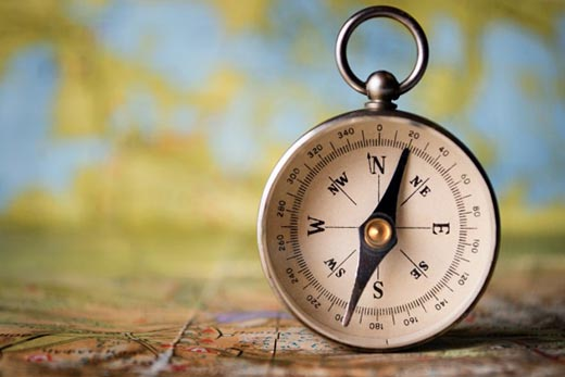Что такое компас и для чего он нужен?