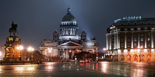 Какова высота Исаакиевского собора в Санкт-Петербурге?