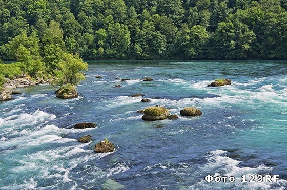 Что такое водоворот на реке? Как он возникает?