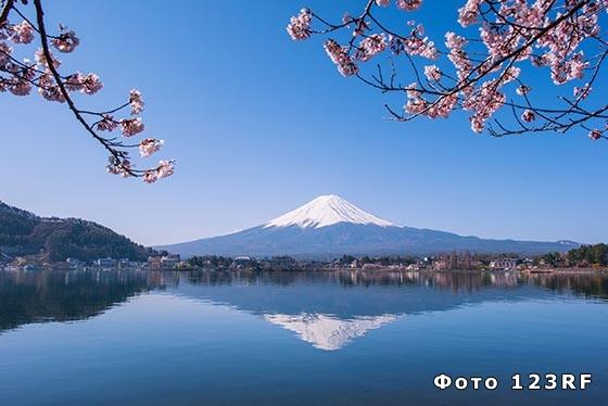 Где находится вулкан Фудзияма?
