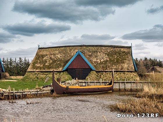На каких кораблях плавали викинги?
