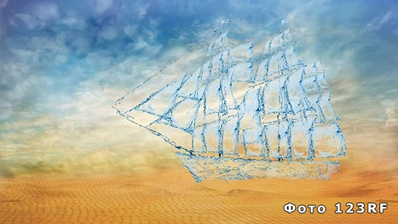 Что такое мираж в пустыне? Как он образуется?