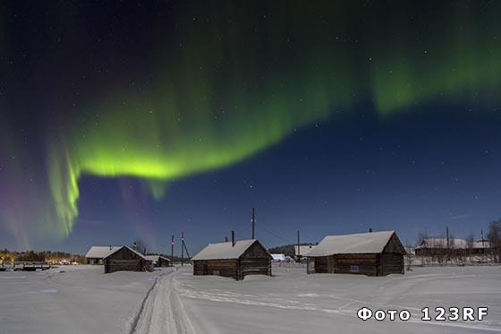Что такое полярные круги в географии?