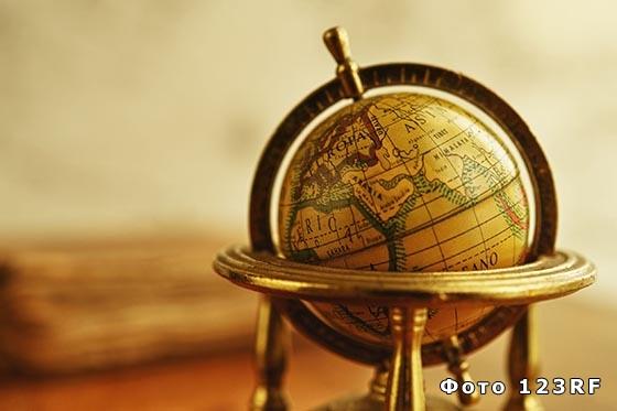 Что такое глобус и чем он отличается от карты?