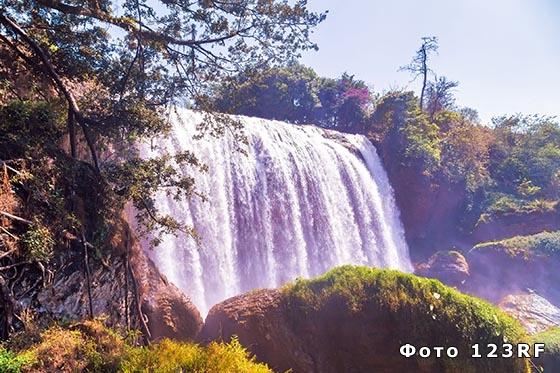 Что такое водопад в географии?