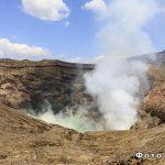 Что такое кратер вулкана?