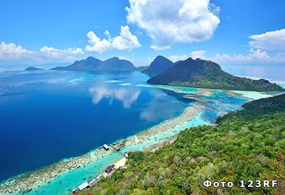 Что такое архипелаг в географии?