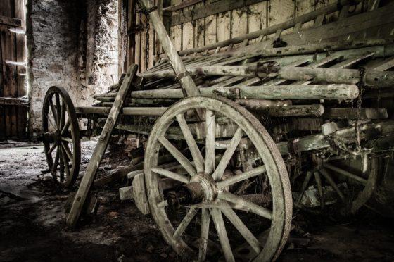 Кто изобрел колесо и где это произошло?
