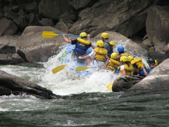 Могут ли на равнинных реках быть пороги?