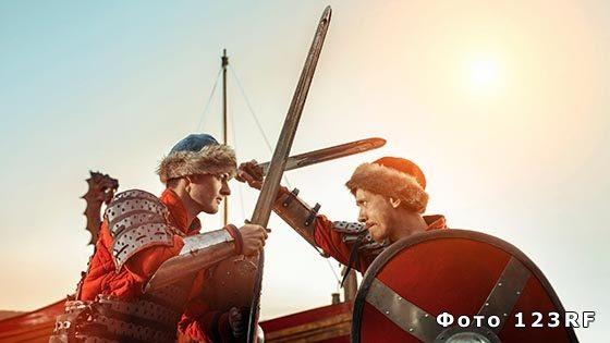 Кто такие викинги и варяги?