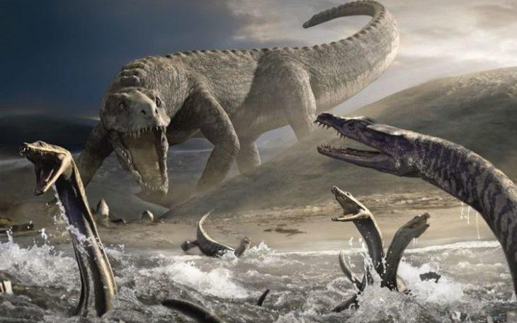 Самые большие динозавры, жившие на Земле