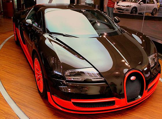 Какая самая быстрая машина в мире? Результаты испытаний.