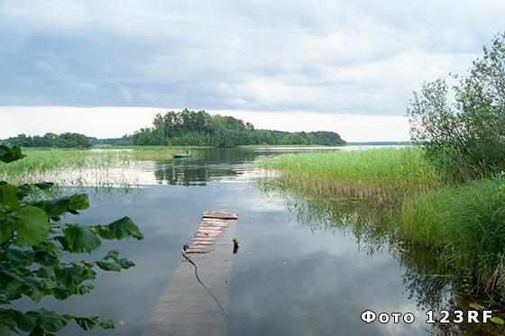 Где находится исток реки Волги?