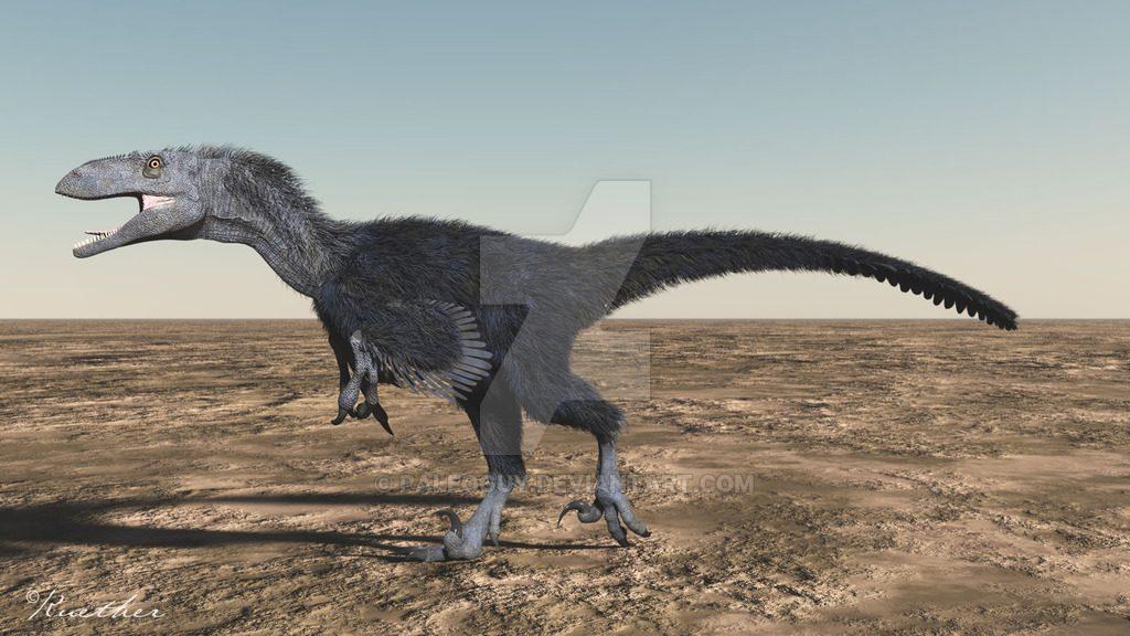 Ахиллобатор — хищный динозавр