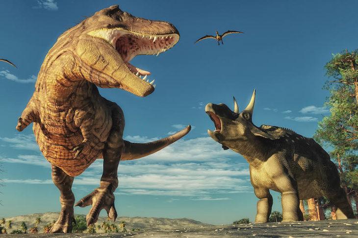 Самые известные динозавры