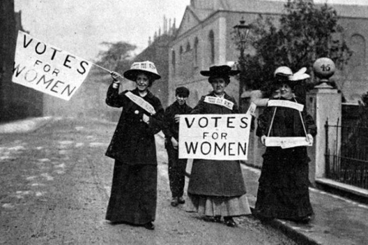 Кто такие феминистки?