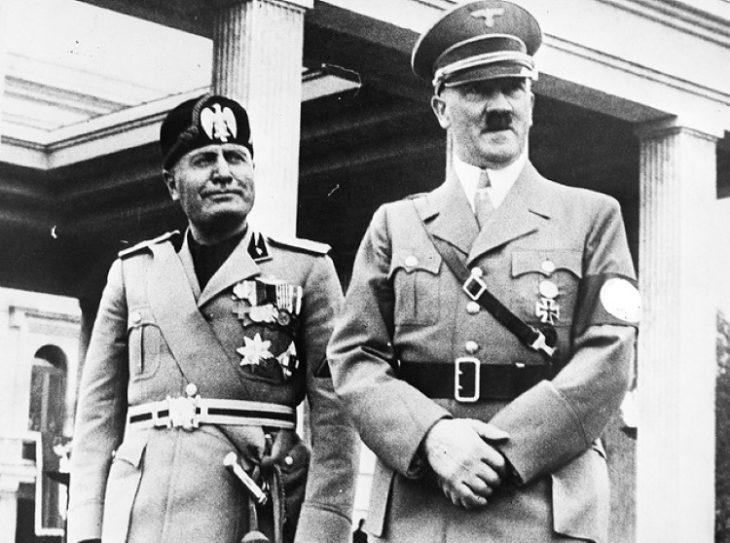 Нацизм и фашизм