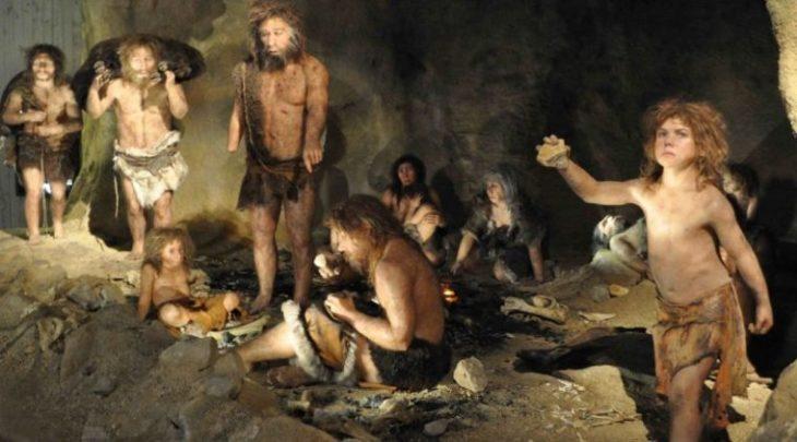 Кто такие неандертальцы