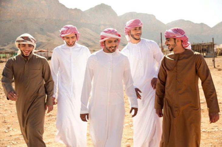 Где живут арабы