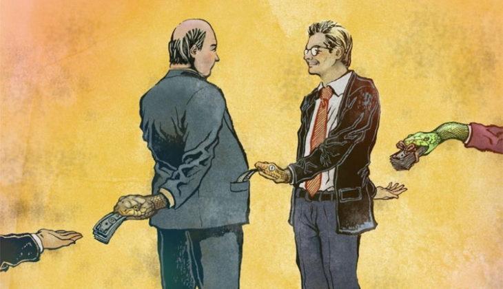 что такое вынужденная коррупция